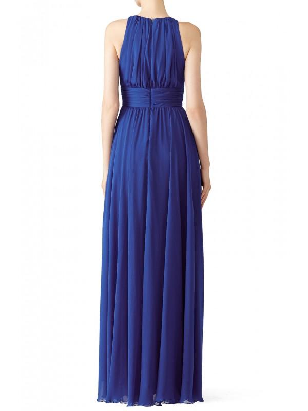 Corundum Sapphire Gown