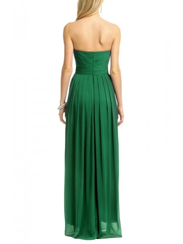 Flora Chiffon Gown