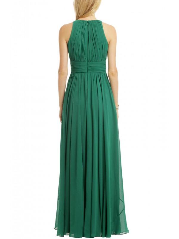 Fluorite Emerald Gala Gown