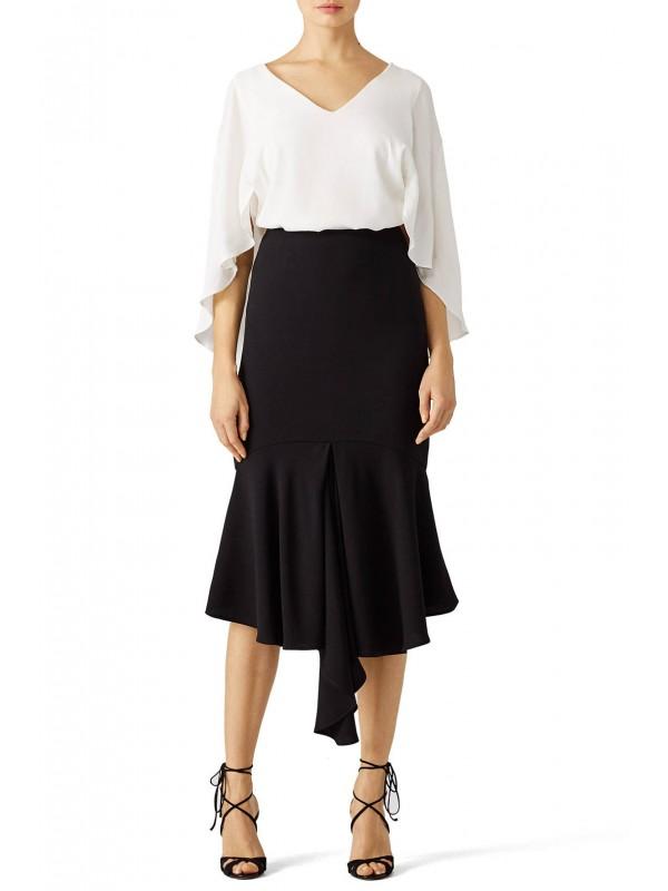 Black Fusion Skirt