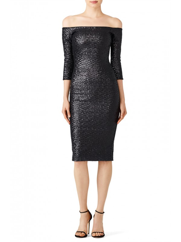Addison Sequin Sheath