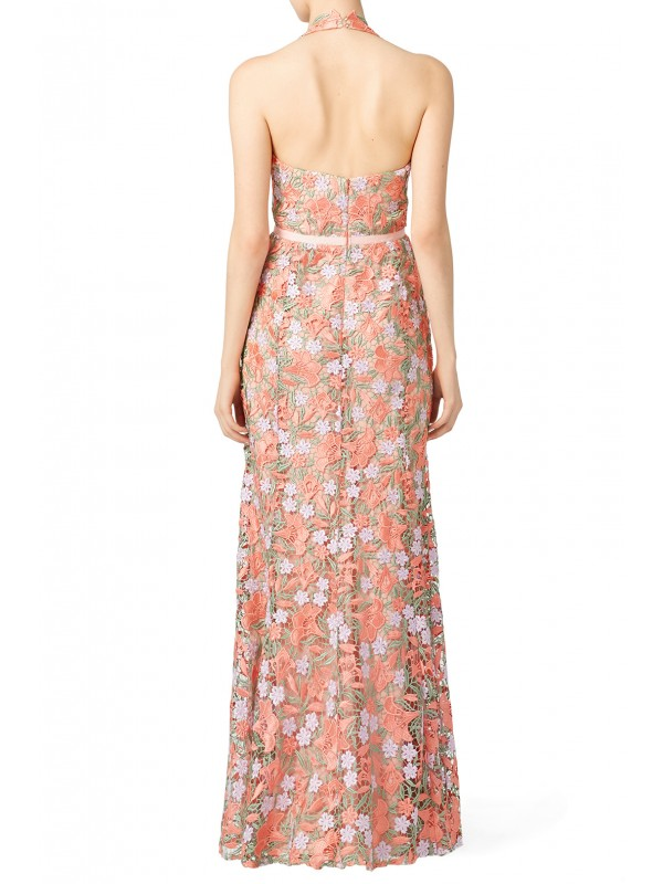 Valley Bloom Gown