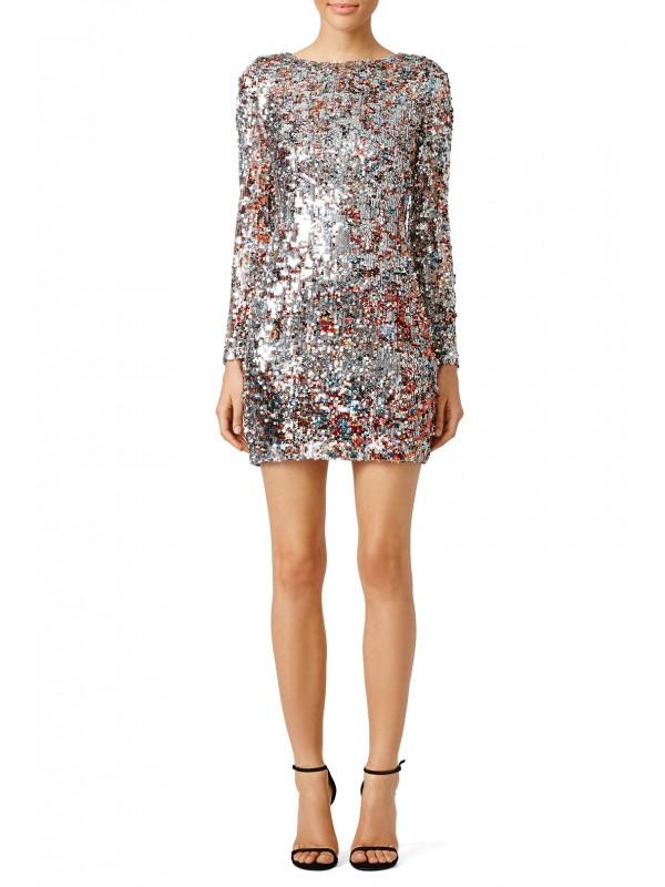 Mini Sequin Pixie Dress