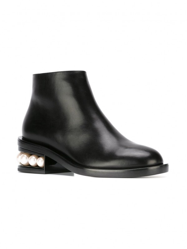 Gianvito Kirkwood Casati Pearl ankle boots
