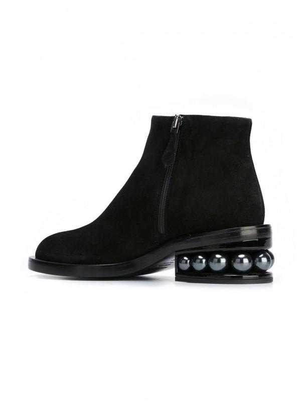 Gianvito Kirkwood Casati Pearl ankle boots